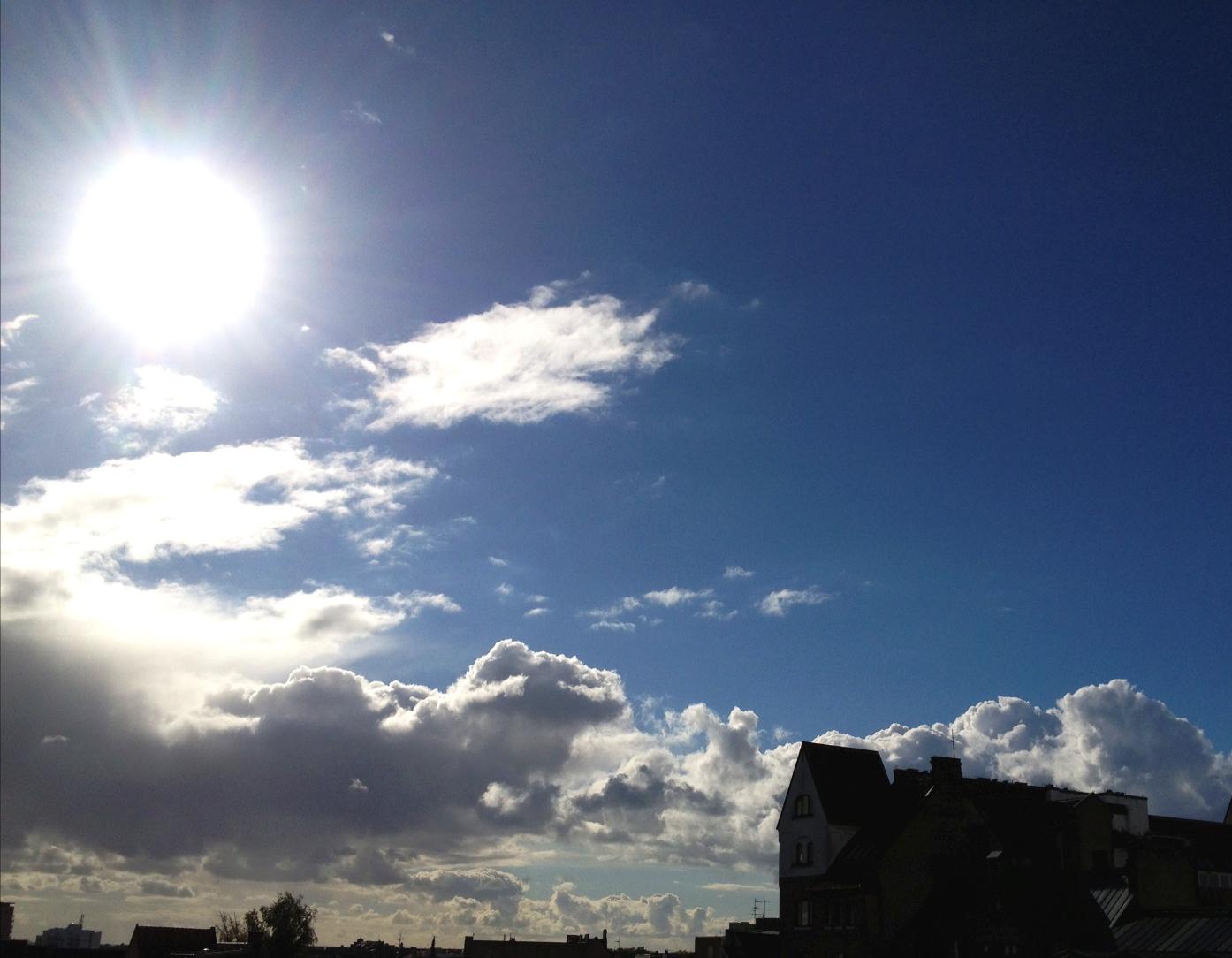 Just nu skiner solen i Lund