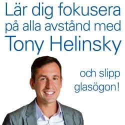 Lär dig fokusera på alla avstånd med Tony Helinsky